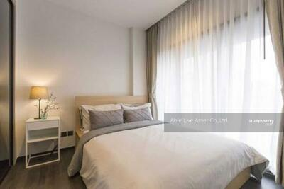 For Rent - Condominium for rent The Line Asoke-Ratchada 350 m. from MRT Rama 9