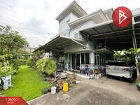 ขาย - ขายบ้านเดี่ยวหลังมุม หมู่บ้านเมืองเอก ปทุมธานี ติดถนนหลัก