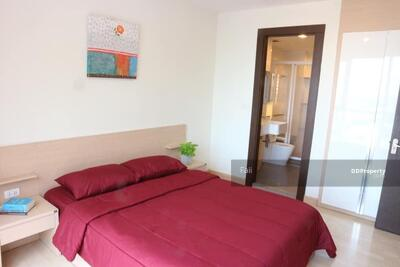For Rent - For rent Rhythm Ratchada close to MRT Ratchada 1 bedroom high floor