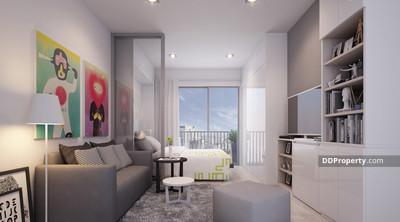 ขาย - For sale Ideo Mobi Sathorn , 30 sq. m 1 bed ไอดิโอโมบิ สาทร วิวแม่น้ำ