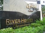 YS1902 ขายห้อง ริเวอร์ เฮเว่น RIVER HEAVEN 3 ห้องนอน 8. 75 ลบ