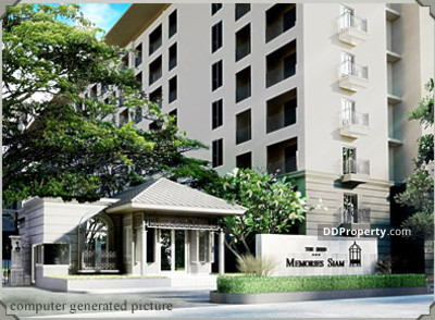 For Rent - [CA60173 ] The Seed Memories Siam For Rent : 1BR / 1BA / 44SQM