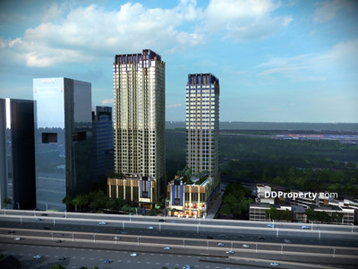 ขาย - Duplex Penthouse 3bed3bathroom ForSell @ Equinox phahol-Vibha