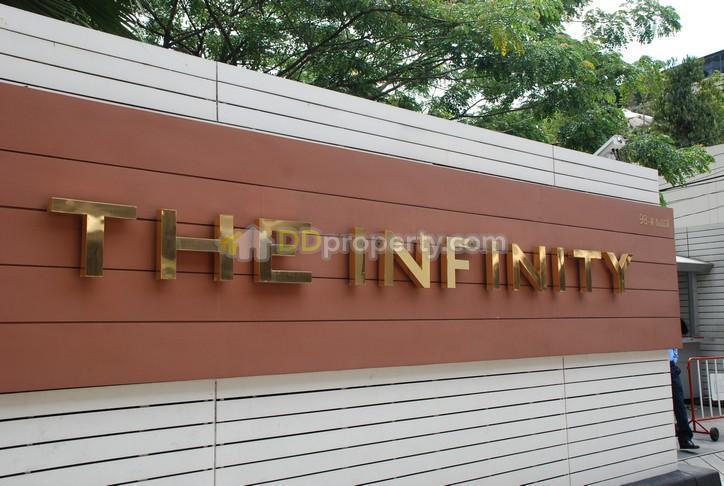 The Infinity condominium #1672181