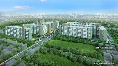 ขาย - ขายด่วนมาก ซุปเปอร์ถูก  จองก่อนมีสิทธิ์ก่อน คอนโดลุมพินี วิลล์ อ่อนนุช46 ตึก A1 ชั้น 2 ขนาดห้อง 23 ตารางเมตร  ราคา 1, 000, 000 บาท