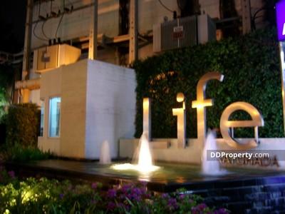 ให้เช่า - RC3320. PM RENT Life At Ratchada 35sqm Studio 7F 9500 Baht per month