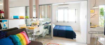 ให้เช่า - Condo For Rent Supalai City Resort Bearing
