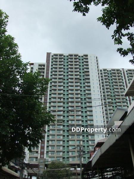 Lumpini Place Rama 9–Ratchada Phase 1-2 #1678325