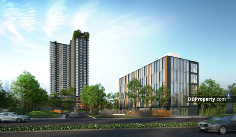 Lumpini Ville Phatanakan-Srinakarin : ลุมพินี วิลล์ พัฒนาการ–ศรีนครินทร์ #64171671