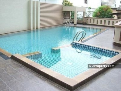 For Rent - Spacious 3-BR Condo at Mitr Mansion near BTS Asoke (ID 456215)